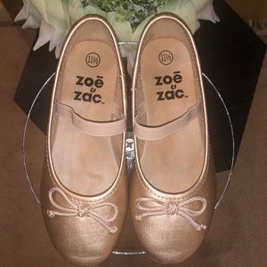 Zoe and Zac Girl's Mary-Jane Strap flats